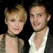Who dating keira knightley