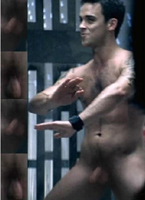 robbie williams bulge